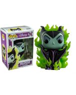 Maleficent Green Flame GITD CHASE Pop! Vinyl