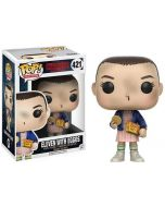 Stranger Things Eleven with Eggos Pop! Vinyl