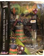 Nightmare before Christmas Select Serie 6 Devil & Harlequin Demon