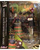Nightmare before Christmas Select Serie 6 Devil & Harlequin Demon