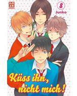 Küss ihn nicht mich! #08