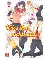 Küss ihn nicht mich! #09