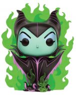 Maleficent Green Flame Pop! Vinyl