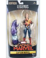Marvel Legends BAF Kree Sentry Captain Marvel