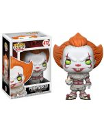 Stephen Kings Es / It Pennywise (with Boat) Pop! Vinyl