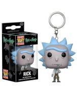 Rick & Morty Rick Pop! Keychain