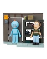 Rick and Morty Small Bauset Smith Family Garage Rack