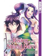 The rising of the Shield Hero #04