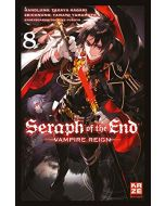 Seraph of the End #08