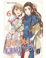 Shinobi Quartet #06