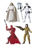 E8: Luke Skywalker (Jedi Master) 10cm Black Series