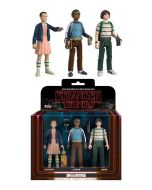 Stranger Things ReAction 3er-Pack Mike, Eleven & Lukas