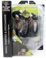 Nightmare before Christmas Select Serie 8 Small Vampire & Helgamine