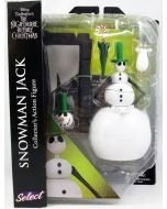 Nightmare before Christmas Select Serie 7 Snowman Jack