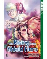 The rising of the Shield Hero #08