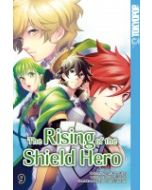 The rising of the Shield Hero #09