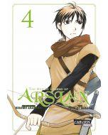 The heroic legend of Arslan #04