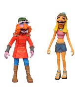 The Muppets Select Series 3 Floyd Pepper & Janice