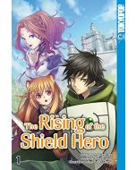 The rising of the Shield Hero #01
