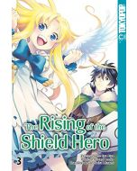 The rising of the Shield Hero #03