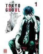 Tokyo Ghoul #01