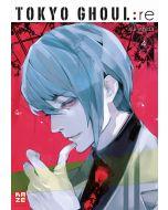 Tokyo Ghoul :re #04