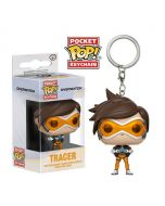 Overwatch Tracer Pop! Keychain