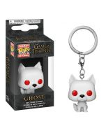 Game of Thrones Ghost Pop! Keychain