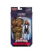 Marvel Legends BAF Molten Man Marvel Spider-Man Spider-Woman