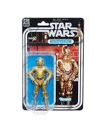 E4: C-3PO 15cm Black Series 2017 40th Anniversary