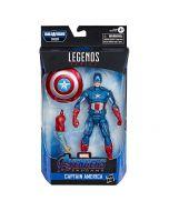 Marvel Legends BAF Fat Thor Avenger's Endgame Captain America