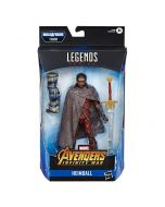 Marvel Legends BAF Fat Thor Avenger's Infinity War Heimdall
