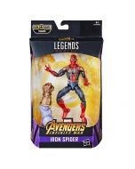 Marvel Legends BAF Thanos Avengers: Infinity War Iron Spider