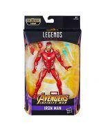 Marvel Legends BAF Thanos Avengers: Infinity War Iron Man