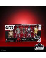 Star Wars Celebrate the Saga 2020 5er-Pack Bounty Hunters