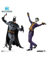 DC Multiverse Collector Multipack Batman VS Joker Arkham Asylum Mc Farlane