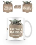 Star Wars Mandalorian: The Child / Baby Yoda Precious Cargo Tasse / Mug