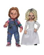 Bride of Chucky Ultimate Chucky & Tiffany NECA