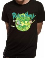Rick & Morty T-Shirt Portal