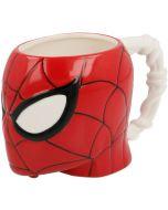 Marvel Comics 3D Spider-Man Tasse/Mug