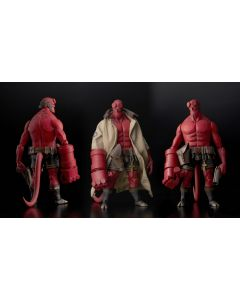 Hellboy Mike Mignola 1000Toys 1/12 Scale