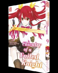 Chivalry of a Failed Knight #09