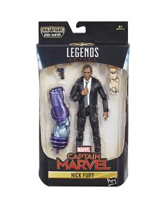 Marvel Legends BAF Captain Marvel Nick Fury