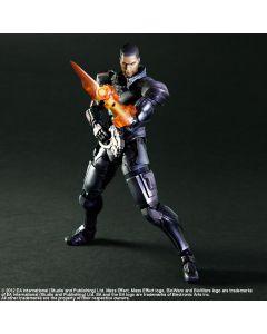 Mass Effect 3 Play Arts Kai Commander Shepard