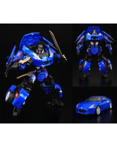 Transformers Alternity A-02 Nissan Fairlady Z / Megatron (Blue)