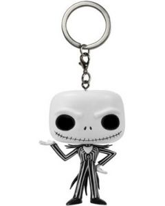 Nightmare before Christmas Jack Skellington Pop! Keychain