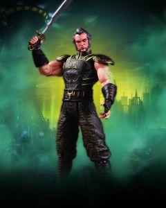 Batman Arkham City Ser.3 Ra's Al Ghul