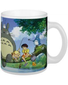 Studio Ghibli Tasse Totoro Fishing