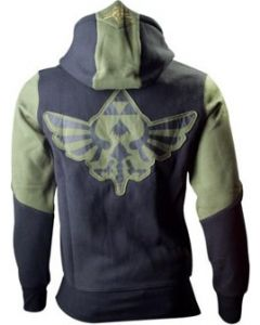 The Legend of Zelda Zip-Up Hoodie