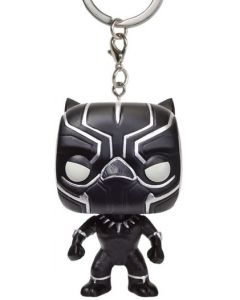 Captain America Civil War Black Panther Pop! Keychain